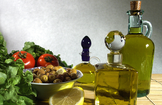 aceite productos andaluces