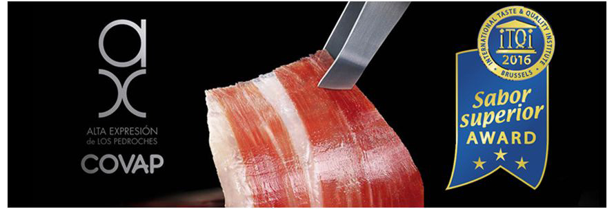 jamon covap taste awards