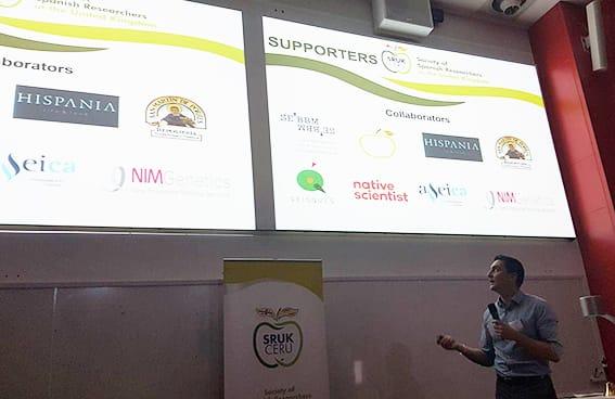 symposium investigadores reposteria