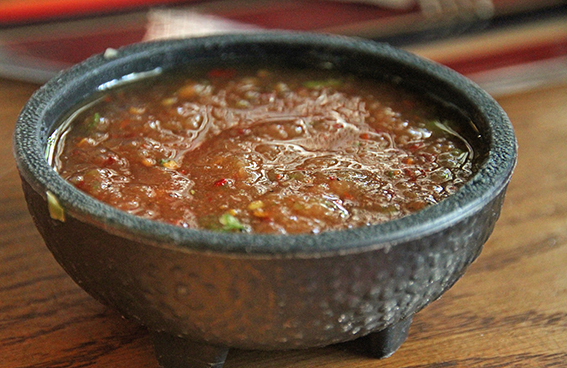 salsa alimentos andalucia