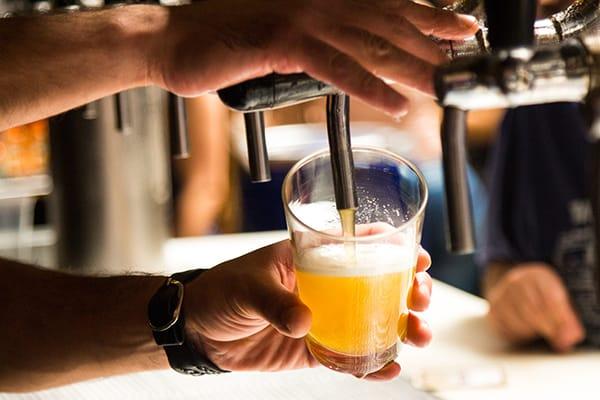 cerveza tirador productos andaluces