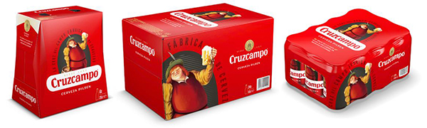packs cruzcampo