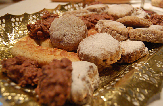 dulces navidad productos andaluces