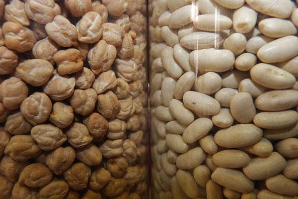 tarros legumbres productos andaluces