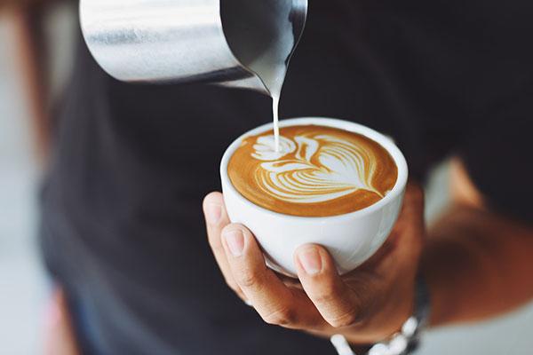 leche cafe alimentos andalucia