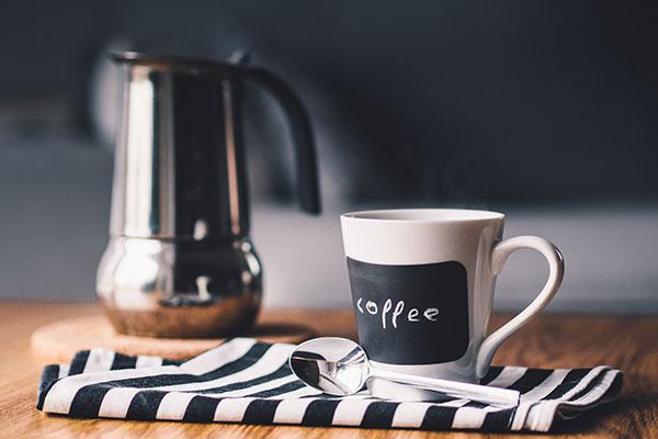 preparar cafe alimentos andalucia